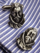 Sir Francis Drake Cuff Links